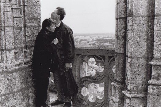 Gail and Richard, Chartres, 1998