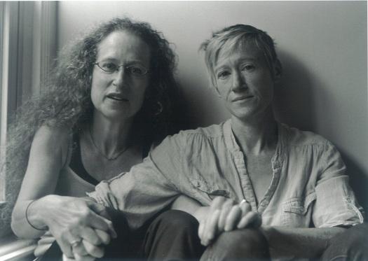 Justine and Leslie, 2015
